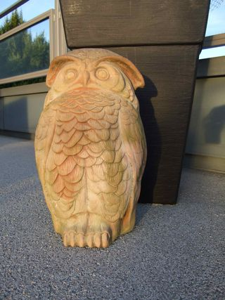 ItalianTerraCottaOwl