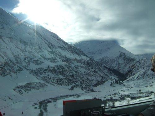 Stunning Sunshine and Snow
