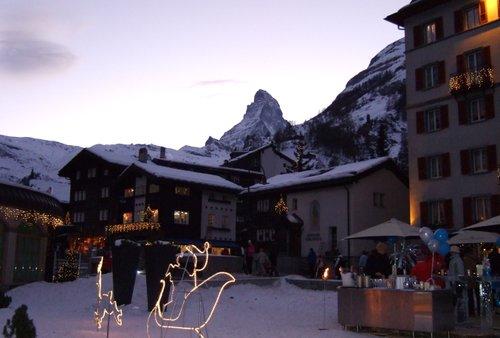 Had to get the Matterhorn shot!