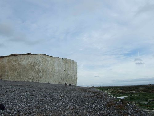 White Cliff @ Beachy Head